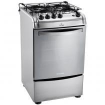 Fogão 4 Bocas Electrolux Chef com Acendimento Automático 52SPX - Electrolux