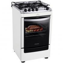 Fogão 4 Bocas Electrolux Chef Super com Acendimento Automático - 52SB -
