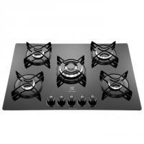 Fogão Cooktop 5 Queimadores GC75V Bivolt - Electrolux -