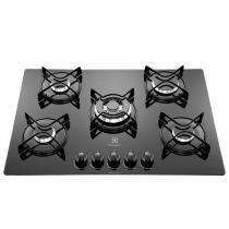 Fogão Cooktop 5 Queimadores GC75V Bivolt - Electrolux - Electrolux