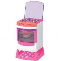 Fogão Infantil Master Chef Eletrônico 8014 - Magic Toys -