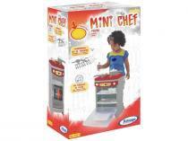Fogão Mini Chef com Acessórios - Xalingo