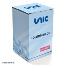 Follidrone 3g 30 sachês - Unicpharma