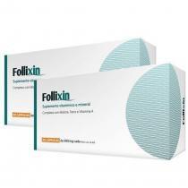 Follixin - Promoção 2 Unidades Follixin - healwheel