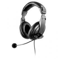 Fone Com Microfone Profissional Giant P2 Multilaser - PH049 - Multilaser