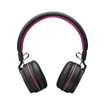 Fone com microfone pulse on ear stereo audio bluetooth preto/rosa multilaser ph216 - Multilaser
