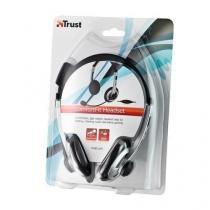 Fone com microfone trust headset comfortfit 15480 - Trust