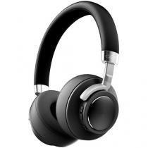 Fone de Ouvido Bluetooth Geonav Aer Aerfluid - com Microfone Preto