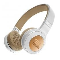 Fone De Ouvido Bluetooth JBL Duet BT Prata -