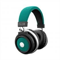 Fone de Ouvido Bluetooth Large Verde Pulse - PH231 -