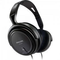 Fone de ouvido com alca e conchas ajustaveis shp2000/10 preto philips -