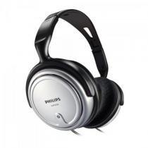 Fone de Ouvido com Controle de Volume SHP2500/10 PRETO/PRATA Philips -