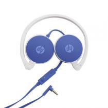 Fone De Ouvido Com Microfone Dobrável P2 H2800 Dragon Azul Hp - Hp - hewlett packard
