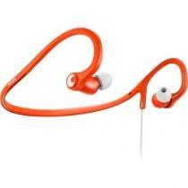 Fone de ouvido esportivo flexivel shq4300or/00 laranja philips - Philips