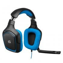 Fone de Ouvido Game Logitech Headset G430 -
