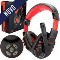 Fone De Ouvido Gamer Headset Pc Ps3 Note Q8 Bluetooth Q8 Generico - Importado