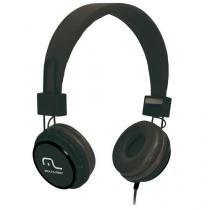 Fone De Ouvido Headphone Fun Preto Multilaser - PH115 - Multilaser