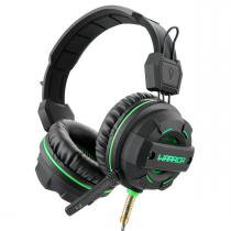Fone De Ouvido Headphone Gamer Green Usb Led Ph143 Multilaser -