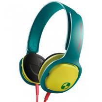 Fone De Ouvido Headphone Oneill Verde Sho3300a Philips -