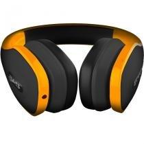 Fone de Ouvido Headphone Pulse PH148 Amarelo - Multtilaser