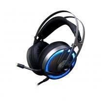 Fone de Ouvido Headset Gamer C3 Tech PH-G300SI Goshawk Led RGB -