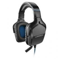 Fone de ouvido headset gamer warrior multilaser ph158 preto Multilaser