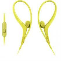 Fone De Ouvido Intra-Auricular Amarelo Mdr-As410ap Y Sony -