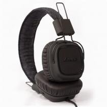 Fone de Ouvido Marshall Major Pitch Black - MARSHALL