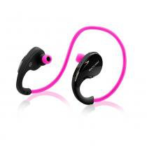 Fone de Ouvido Multilaser Arco Sport Bluetooth para Celular Rosa - PH183 -