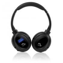 Fone de Ouvido Multilaser PH095 Headphone Bluetooth Micro SD Radio Fm e Microfone Hands - Multilaser