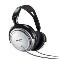 Fone de Ouvido Over Ear Com Fio Para Tv, SHP2500/10 - Philips