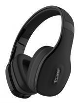 Fone de Ouvido Over Ear Stereo Áudio Preto - Multilaser