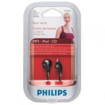 Fone de Ouvido Philips Preto - SHE1360 -