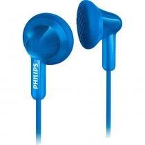 Fone de Ouvido Philips SHE3010BL Azul - Philips