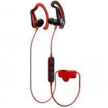 Fone de Ouvido Pioneer SE-E7BT - Bluetooth Sports - Vermelho -