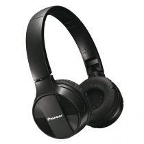 Fone de Ouvido Pioneer SE-MJ553BT com Bluetooth - Preto -