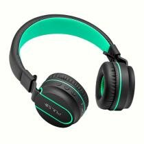 Fone de Ouvido Pulse Fun Bluetooth Series Preto e Verde - PH215 - Multilaser