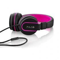 Fone de ouvido pulse fun series multilaser pret/rosa ph160 - Multilaser
