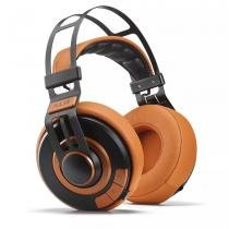 Fone de Ouvido Pulse PH243 Headphone Premium Bluetooth Large Laranja - Multilaser