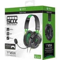 Fone de Ouvido Recon 50X Preto Xbox One - Turtle Beach -