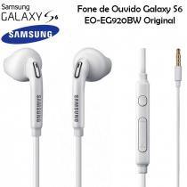 Fone de ouvido Samsung Galaxy S5 New Edition Branco Original -