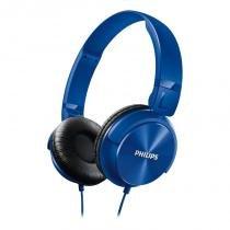 Fone de ouvido SHL3060BL azul- Philips - Lg philips displays brasil