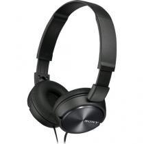 Fone de ouvido sony preto supra auricular mdr-zx310ap - Sony