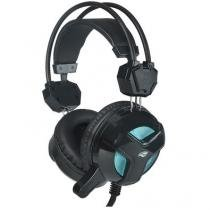 Fone headphone gamer c3-tech blackbird ph-g110bk - C3tech