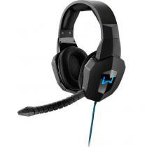 Fone headset gamer 3d multilaser 7.1 canais. ph179 - Multilaser
