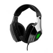 Fone headset gamer dazz steel python 7.1 prata - 622591 - Dazz