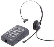 Fone Operadora Headset Zox Call Centers, Telemarketing  TZ30 -