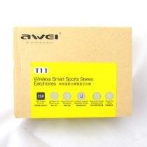 Fone Ouvido Awei T11 Wireless Bluetooth Original Esporte -