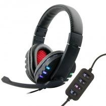 Fone Ouvido Headset 7.1 Stereo Microfone USB Controle Volume Pc Notebook Xbox Playstation B10 - Favix