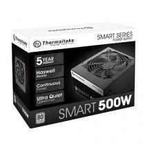 Fonte 500w tt smart atx2.3 80+ white ps-spd-0500npcwbz-w - Tt - thermaltake